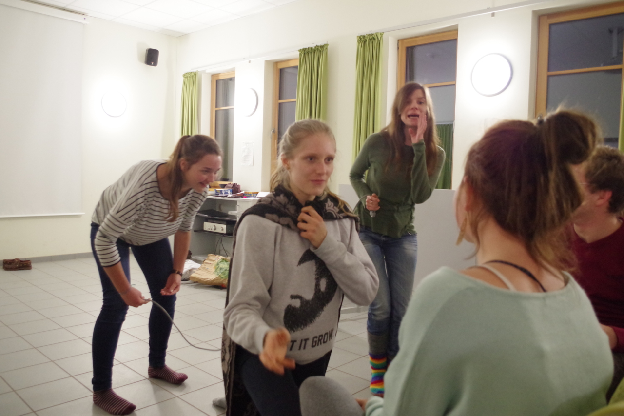 Improtheater Teil 1